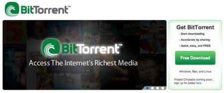 Project Chrysalis, el ambicioso proyecto de BitTorrent