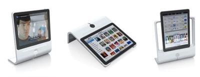 Viewstand, original soporte en aluminio para el iPad