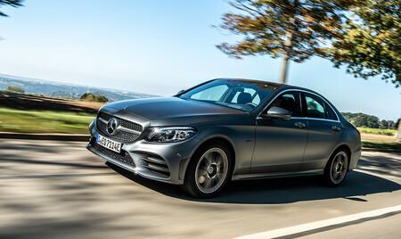 Mercedes-Benz C 300 e híbrido enchufable, a prueba