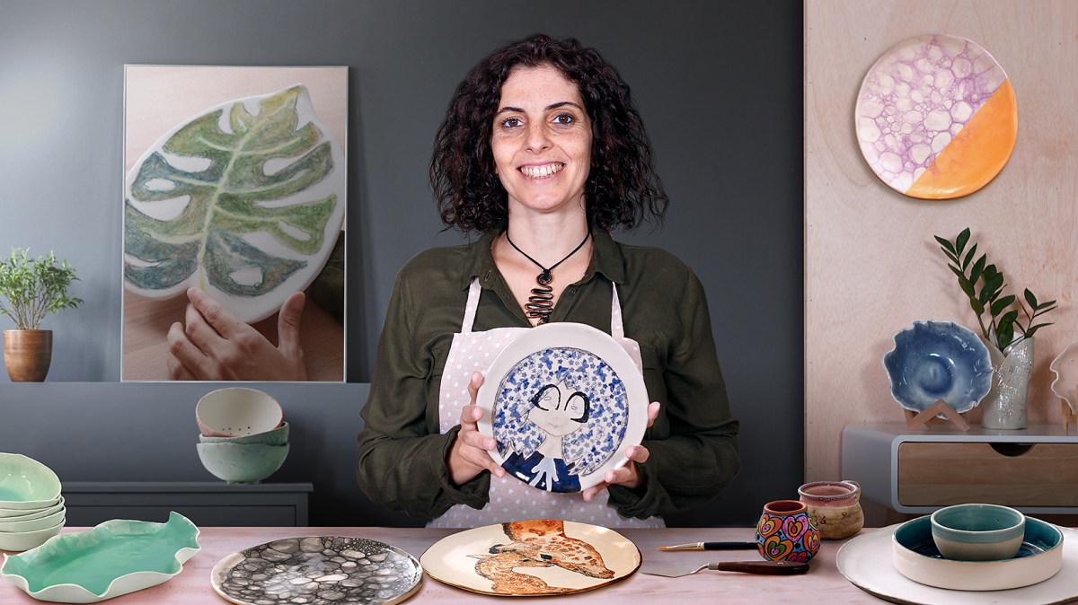 Esmaltado en cerámica para principiantes