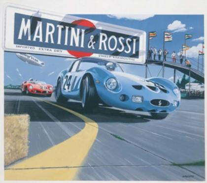 Martini: sinónimo de competición