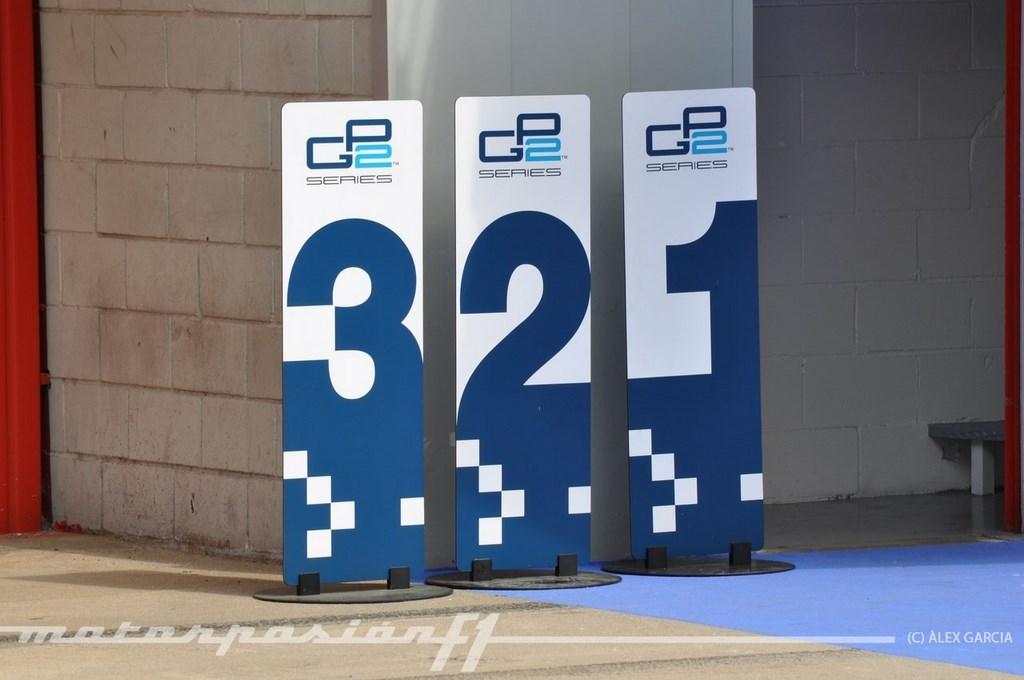 Foto de GP2 2013 Barcelona (44/138)