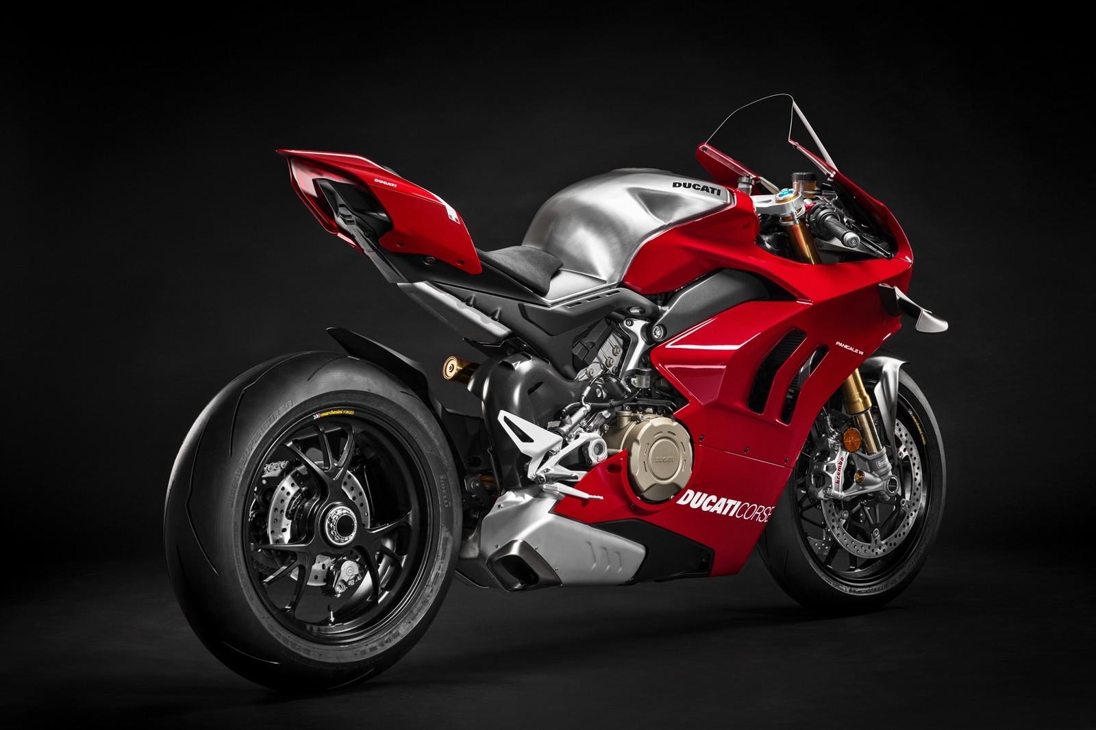 Foto de Ducati Panigale V4 R 2019 (50/87)