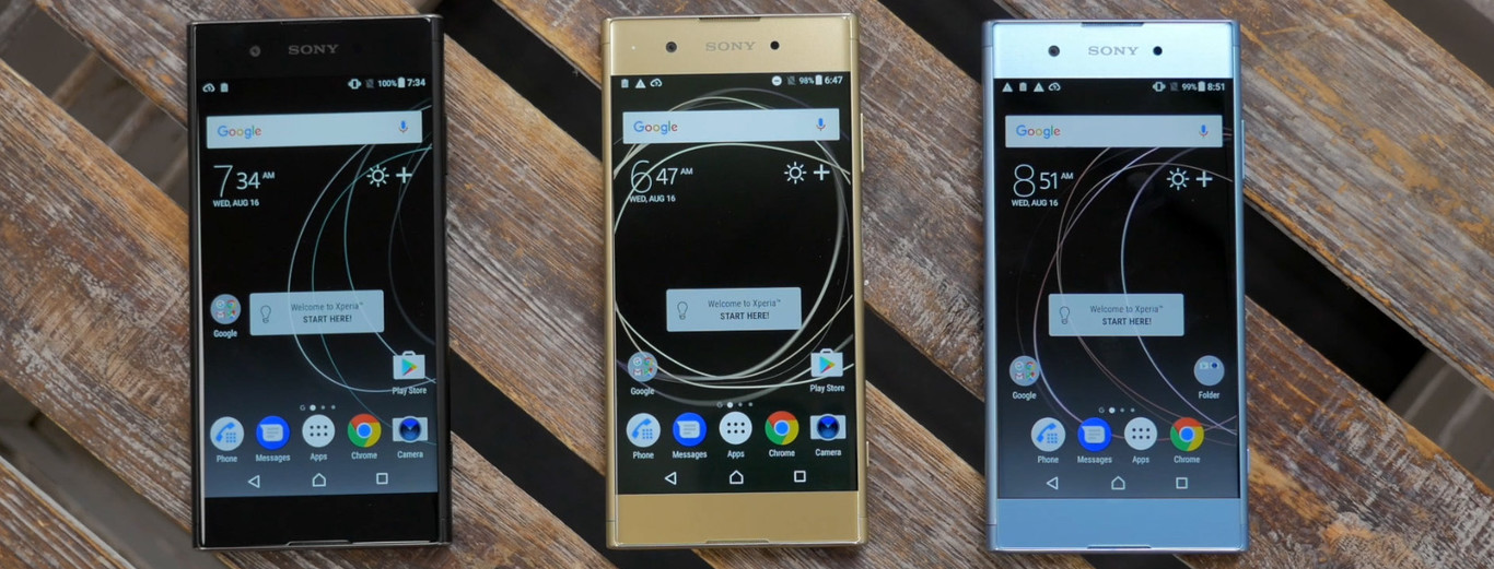 Sony Xperia XZ1 y XZ1 Compact, opiniones tras primera toma de ...