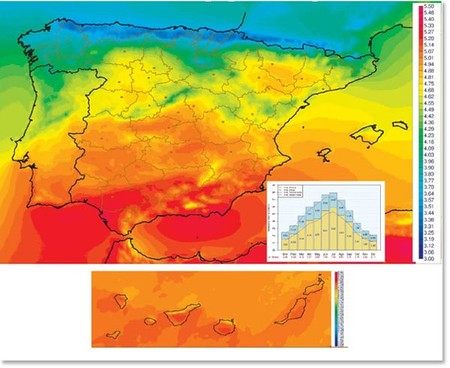 Atlas Radiacion Solar G