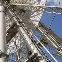 Una noria de 70 metros, el nuevo protagonista del skyline malagueño