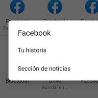 Android 11 Beta 2 cambia el menú compartir para que una aplicación no salga varias veces