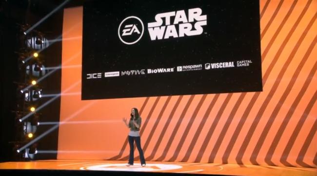 Star Wars E3 2016