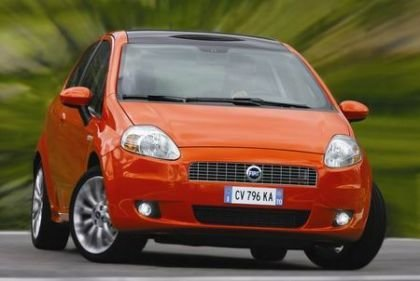 Fiat Grande Punto Sport 'Need For Speed'