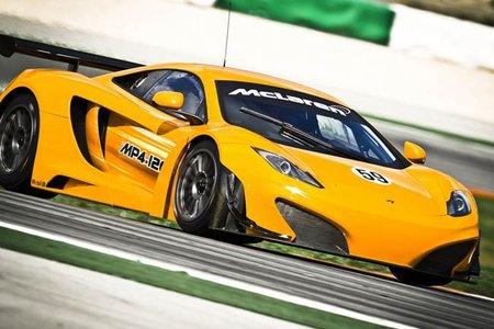 McLaren, Audi y Mercedes confirmados en el nuevo FIA GT1