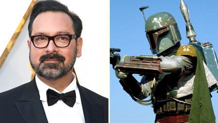 James Mangold And Boba Fett Split H 2018