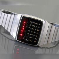 Un reloj calculadora que pesa lo que un móvil y costaba lo que dispositivo plegable moderno: así era el HP-01 Wirst Instrument