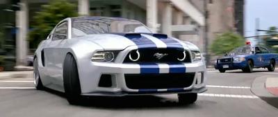 'Need For Speed', película que os hará sudar adrenalina