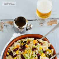 Ensaladas de pasta, leche de coco, tostas de albaricoque y más. Menú semanal del 13 al 19 de julio