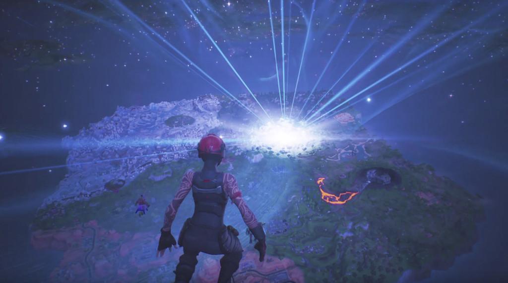 Los mejores vídeos del evento de Fortnite que ha roto el mapa (y el juego)