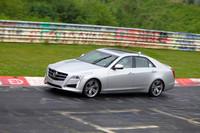 El Cadillac CTS Vsport prueba suerte en Nürburgring