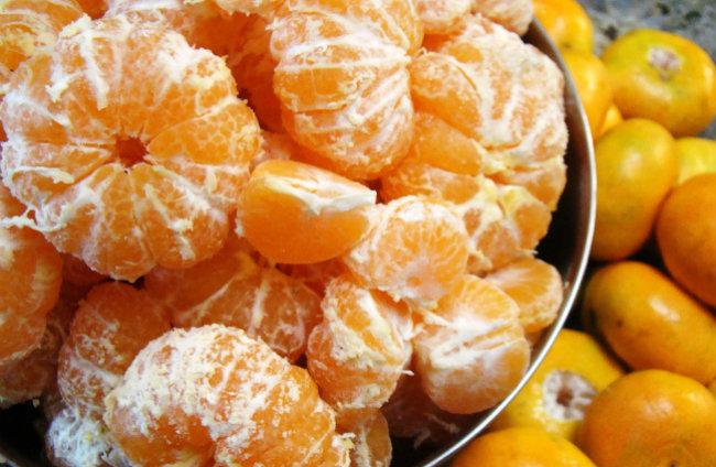 piel bear on naranja zanahoria