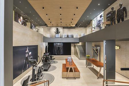 Technogym Boutique En Madrid Maquinas Entrenamiento De Diseno Deporte Y Lujo Unidos 2