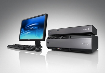 Sony VAIO RM1N Ultimate HD Workstation