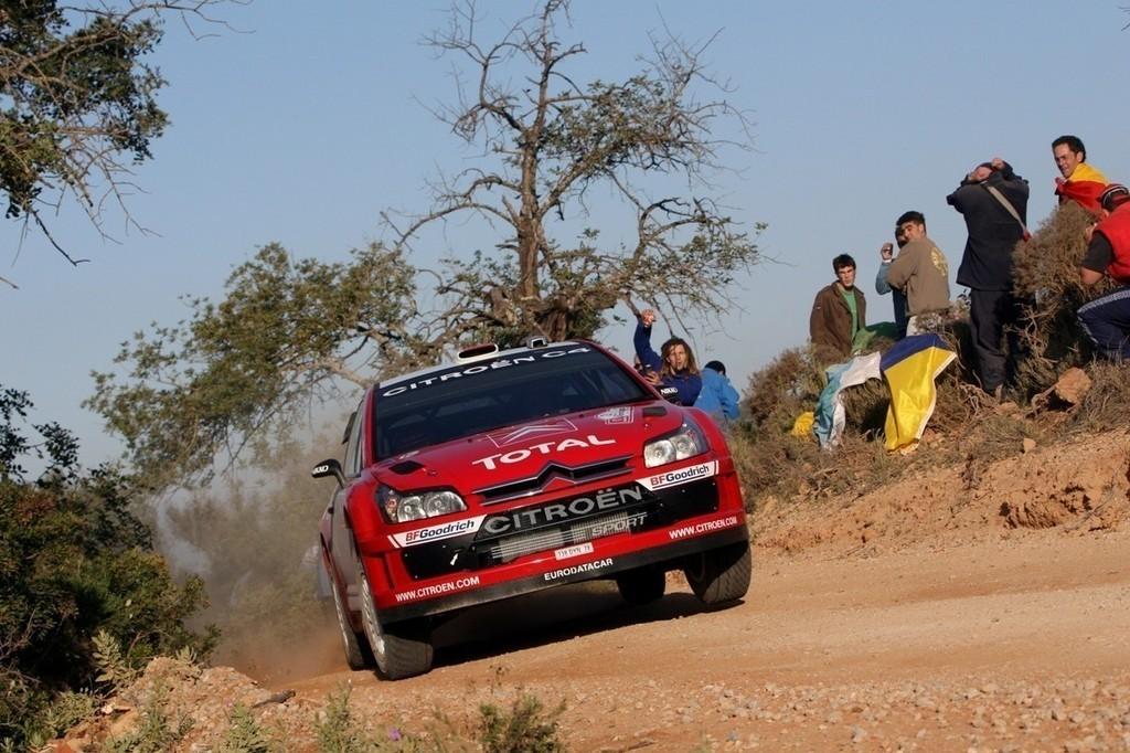 Foto de Citroen WRC Portugal 2007 (7/16)