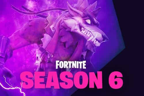 La sexta temporada de 'Fortnite' ya está disponible en México: piedras de sombra, un castillo embrujado y mascotas
