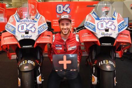 Se acabó la incertidumbre: Andrea Dovizioso firma con Ducati por otras dos temporadas