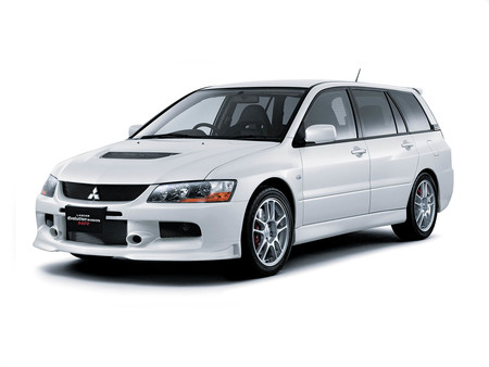 Mitsubishi Lancer Evolution Ix Wagon Mr