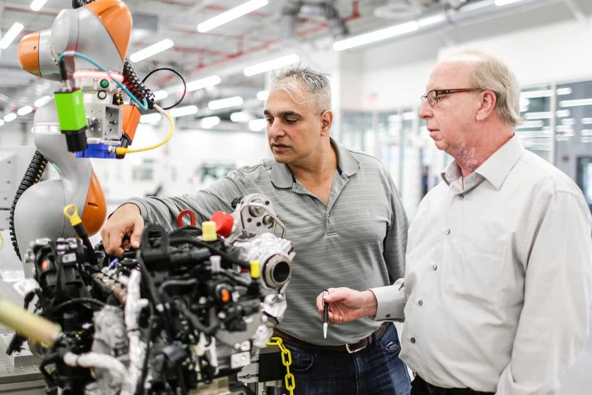 Ford confirma que el nuevo Mustang GT500 tendrá piezas impresas en 3D