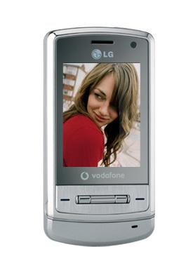 LG KU970 Shine HSDPA con puntos Vodafone