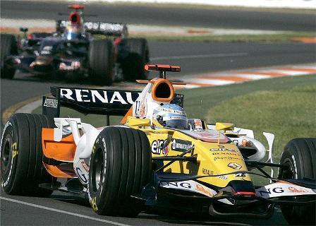 Fernando Alonso está muy lejos de la cabeza, pero...