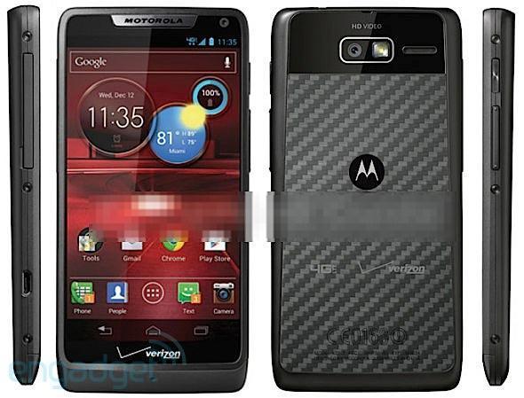 Motorola Razr m 4g
