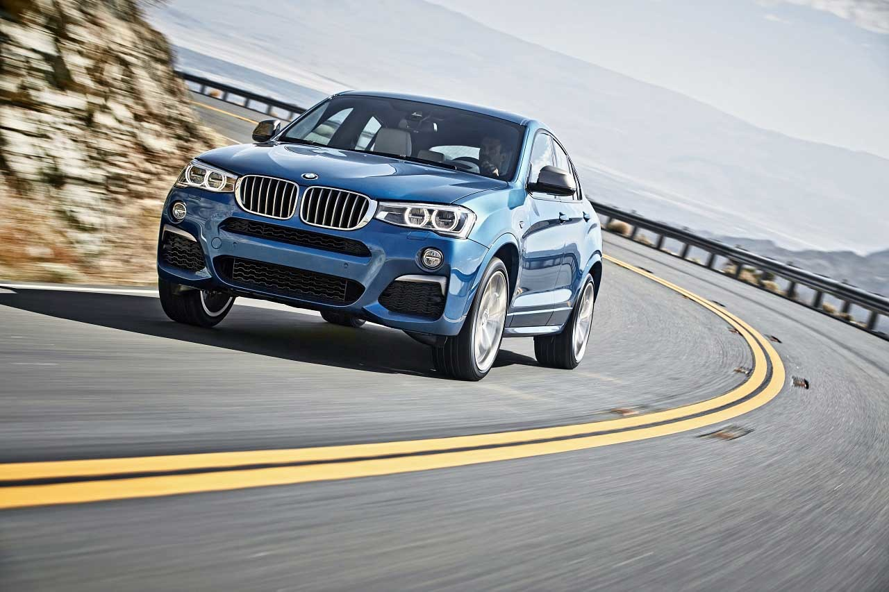 Foto de BMW X4 M40iA: Precios, versiones y equipamiento en México (1/8)
