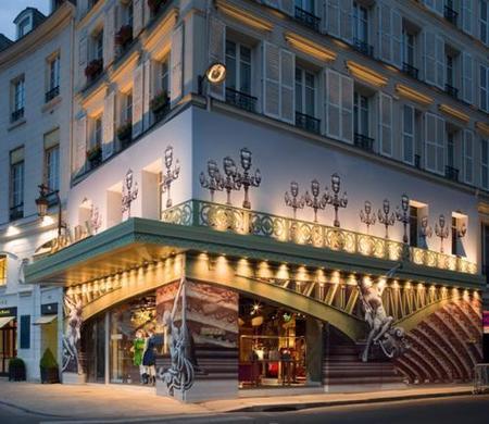 Prada abre una boutique efímera en Paris: sólo cinco meses