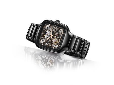 Rado Disena Su Primer Reloj A Corazon Abierto Que Deja Ver Su Impresionante Maquinaria Interna