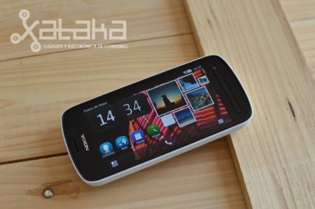 Nokia 808 pureview análisis pantalla