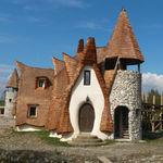 Castelul de Lut Valea Zanelor, un hotel de miedo en Transilvania