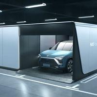 Cambio de baterías en 3 minutos: Así es como NIO ya compite contra Tesla en el uso del coche eléctrico