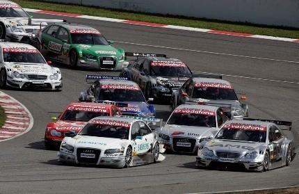 Calendario del DTM 2007
