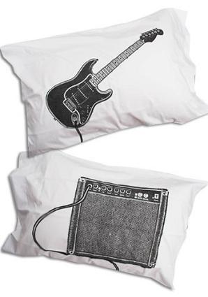 Almohadas musicales