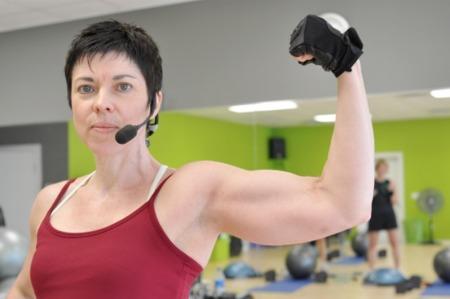 El miedo de las mujeres a ganar masa muscular