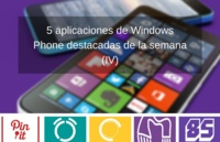 5 aplicaciones de Windows Phone destacadas de la semana (IV)