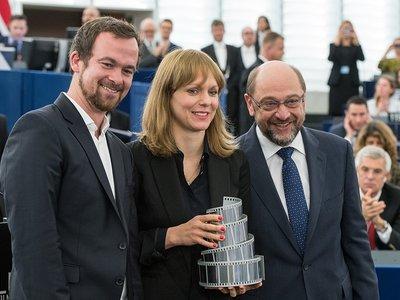 'Toni Erdmann' gana el premio Lux 2016 del parlamento europeo