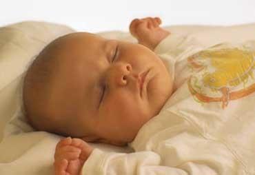 La temperatura ideal para que el bebé duerma