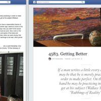 Facebook hace oficial el rediseño de Notas creando su propia plataforma de blogs