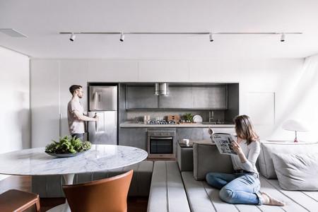Diseño en la cocina; enmarcar un frente de cocina es ...