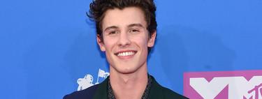 Shawn Mendes viste el perfecto traje de verano en los MTV Video Music Awards