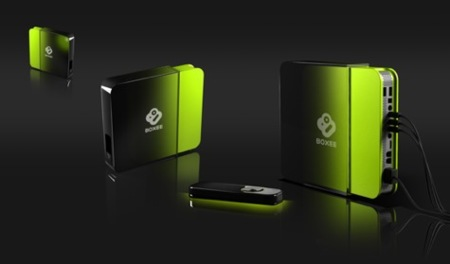Boxee ofrecerá su propio reproductor multimedia
