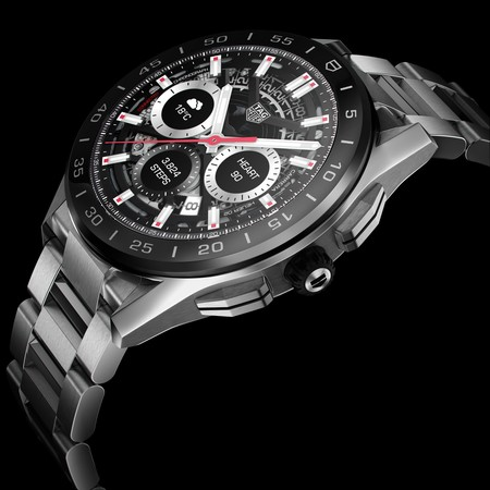 Tag Heuer Hace De Su Nuevo Smartwatch Una Oda A La Tecnologia Y La Relojeria Tradicional