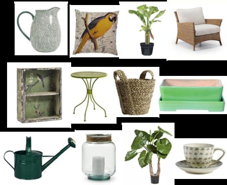 Dale un toque exótico a tu hogar este verano con esta selección de ideas tropicales de Mimub