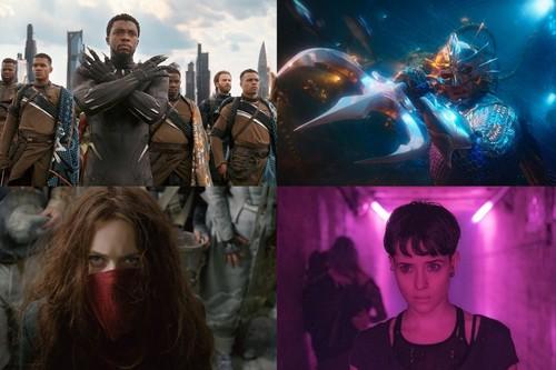 Los grandes éxitos y fracasos del cine en 2018: Disney domina la taquilla en un año de récord